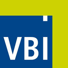 Zeigt das Verbandslogo des VBI.