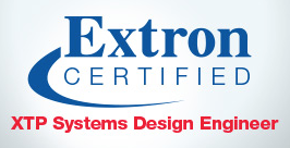 Extron XTP Systems, Extron Mediensteuerung, Extron AV Matrix, Extron XTP Design Engineer