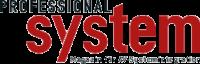 Das Bild zeigt das Logo des Fachmagazins Professional System